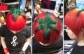 تسريحات شعر غريبة في اليابان أبرزها الطماطم الناضجة