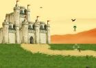 احمي القلعة