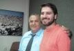 الناصرة تستقبل سامي يوسف بحفاوة، وسلام يؤكد: سيحسن الاقتصاد النصراوي