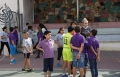 فعالية تطوعية مع مدرسة الرازي الابتدائية في الناصرة