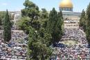 الجمعة الثالثة من رمضان: قيود اسرائيلية جديدة على الأقصى