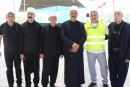 المئات في تدشين مقام المرحوم الشيخ مصطفى بدر في حرفيش