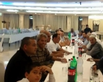 افطار رمضاني لنادي المسنين في الشبلي ام الغنم