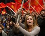 الحزب الشيوعي يدين الإرهاب الاقتصادي ضد اليونان