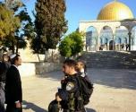 عيسى: فتح مسجدي الأقصى والصخرة امام اليهود سيؤدي لانتفاضة جديدة