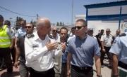 تمديد ولايةاهارون فرانكومفوضاً لمصلحة السجون الإسرائيلية