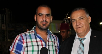 علي سلّام عبر بـُكرا يدعو المجتمع العربي للمشاركة بـليالي رمضان النصراوية