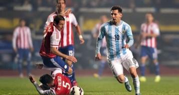 مباشر من نهائي كوبا أميركا .. الأرجنتين Vs تشيلي .. هل سيحقق ميسي ورفاقه اللقب اليوم ؟