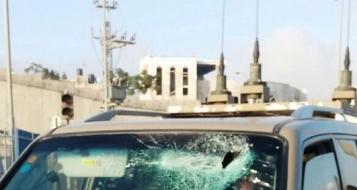 قلنديا: ضابط اسرائيلي قتل محمد هاني الكسبة (17 عاماً) لأنه رشق سيارته بحجر