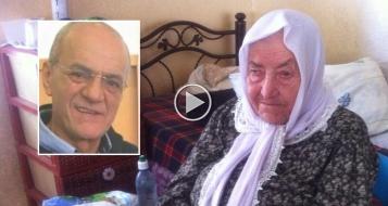 طمرة: الحاجة كاملة ياسين تبكي وتحارب العنف بالصلاة والدعاء اثر مقتل خير ذياب