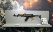 بندقية أسامة بن لادن في متحف سي آي إيه