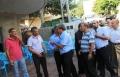 سخنين: اللجنة الشعبية تزور عائلات ذوي الشهداء