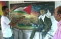 فنانو غزة يتحدون الحرب والحصار ويواصلون العطاء والإبداع