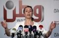 مؤتمر صحفي حول فلم نون وزيتون للمخرجة امتياز دياب