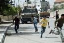 القدس: رشق سيارة مستوطن بالحجارة في حي الثوري واصابة راكبين