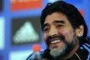 اتحاد القدم الفلسطيني: لم نفاوض مارادونا