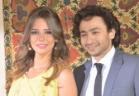 بالفيديو..حمادة هلال يتزوج إيمان العاصي