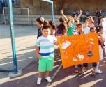 عرابة: مدرسة حسين ياسين تحتفل بعيد الأضحى والحج