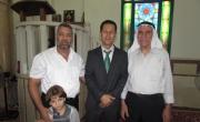 أجواء بهيجة بجامع عمر المختار يافة الناصرة بصلاة عيد الأضحى