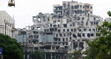 سوريا: انفجاران قويان يهزان مدينة حمص