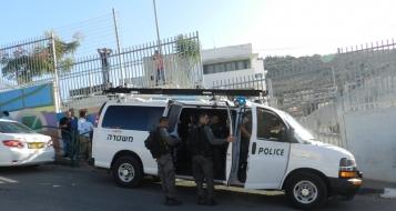 طمرة: الاعتداء على 4 رجال شرطة واعتقال شابين