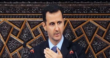 الأسد : لا يمكن لدول انشأت الإرهاب أن تحاربه