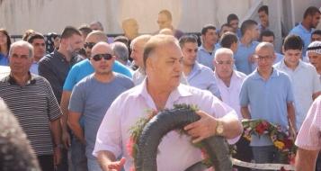 الناصرة تحيي ذكرى شهداء هبة الأقصى وسلّاّم يعد ببناء نصب تذكاري بمركز المدينة