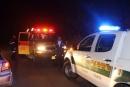 4 مصابين بينهم أطفال بحادث طرق مروع قرب الناعورة