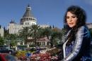 أحلام تحيي حفل عيد الفطر في الناصرة