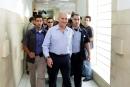 ادانة رئيس الوزراء الاسرائيلي السابق اولمرت بملف تالانسكي