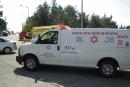 الناصرة: سائق سيارة 70 عاماً يفقد السيطرة في الصفافرة وحالته خطيرة