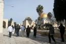 القدس: التصدي لمستوطنين حاولوا أداء طقوس تلمودية أمام باب الأقصى