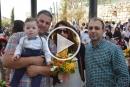 معليا: مسيرة حاشدة وقداس الهي احتفالا بالشعانين