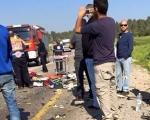 حادث طرقات بالغ بالجنوب ومصرع فلسطيني