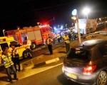 حادث طرق مروع قرب زيمر وإصابة شابين عربيين بجراح متفاوتة