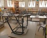 اعلان الاضراب في المدرسة الاعدادية برطعة بعد الاعتداء على معلم