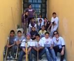 مدرسة القسطل الابتدائية تشارك بيوم الاعمال الطيبة