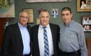 تعاون مثمر بين بلدية الناصرة وبنك مركنتيل من أجل الطلاب الجامعيين