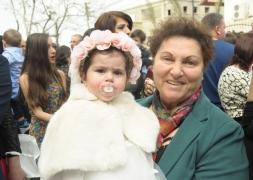 فسوطة: المئات يحتفلون بعيد الشعانين بأجواء مميزة