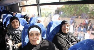 عكا: ثلاث حافلات تنطلق للديار الحجازية لأداء العمرة