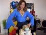 باسكال مشعلاني تحتفل بعيد ميلادها الـ48 بإطلالة شبابية