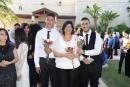 الاحتفال بتخرج الفوج الاول في مدرسة بستان المرج الثانوية