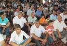 أول جمعة رمضان في جامع عمر المختار يافة الناصرة
