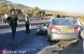 مفترق الرامة: حادث طرق مروع و- 9 اصابات