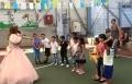 استقبال طلاب الصف الاخوة في ابتدائية الاخوة الرسمية حيفا