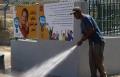 الجش: تنظيف شوارع وتعليق لافتات عشية استقبال العام الدراسي