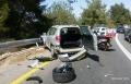 اصابة شخصين في حادث طرق بالقرب من حرفيش