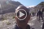 أوباما يلتقط  سيلفي بين جبال ألاسكا