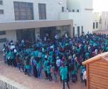 افتتاح السنة الدراسية بمدرسة بيت الحكمة الثانوية