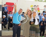مجلس البقيعة المحلي يشارك المدارس والروضات بافتتاح السنة الدراسية الجديدة